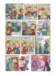 Spirou, la grosse tête, Tehem, Makyo, Toldac, Dupuis, 7/10, aventure, humour, 03/2015