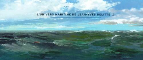 U-boot, Delitte, Glénat, 8/10, histoire, thriller,anticipation, marine, 03/2015.