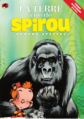 Magazine, Spirou, Journée mondiale de la Terre, GIEC, 22/04/2015