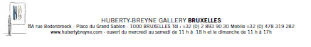 exposition,frank le gall,théodore poussin,galerie huberty breyne,bruxelles,052015