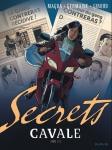 Secrets, Cavale, Magda, Germaine, Dupuis, 7/10, polar, thriller, drame, famille, 11/2014