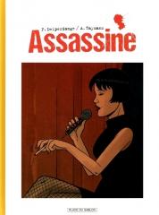 Assassine, P.Delperdange, A.Taymans, Place du Sablon