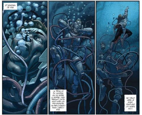 drifter,brandon,klein,glénat comics,science fiction,space opéra,510; 042015