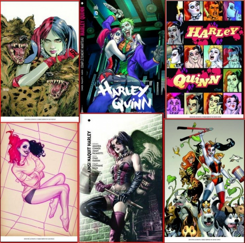 urban comics,harley queen,conner,palmiotti
