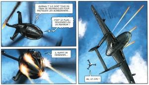 Wunderwaffen, Nolane, Maka, Soleil, 8/10, aviation, uchronie, 2eme guerre mondiale, 06/2015