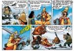 la parodie,rodrigue,le lombard,humour,10 juillet 2015