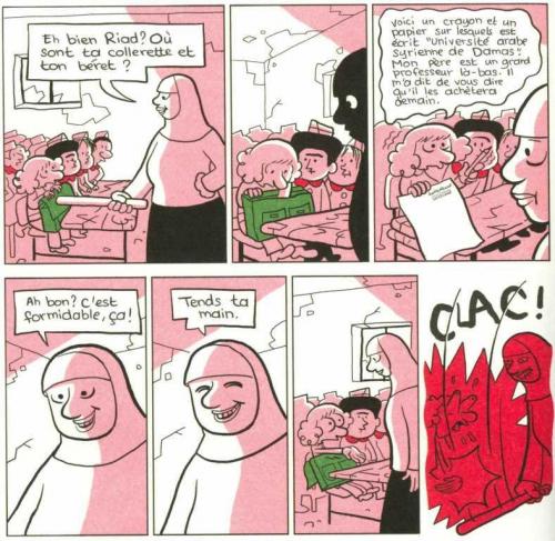 L'arabe du futur, Riad Sattouf, Allary, 8.5/10, Syrie, Jeunesse, école, 06/2015