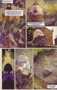 paul jenkins,ramon bachs,leonard paciarotti,glénat,fiction squad,fairy quest,jaxom,boom