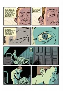 La Quête onirique de Kadath l'Inconnue, Kadath, Akileos, Lovecraft, Ulthar, Ian Culbard, Jaxom