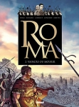 Roma, Vaincre ou mourir, Erbetta, Convard, Chaillet, Adam, Boisserie, Glénat, Péplum, 23 septembre 2015