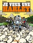je veux une harley,margerin,cuadrado,dargaud,moto,harley davidson,humour,710,112015