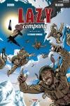 lazy company,ullcer,bodin,delcourt,humour,série tv,guerre,fantastique,710,102015
