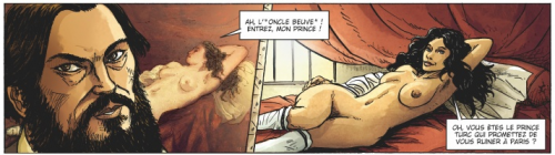 grands peintres,courbet,lacaf,glénat,art,biographie,112015,610