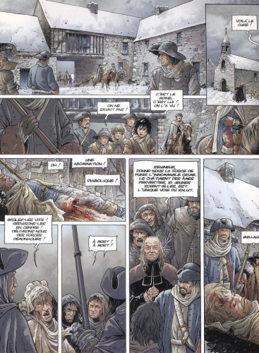 hyver 1709,xavier,degreef,glénat,grafica,aventure historique,28 octobre 2015