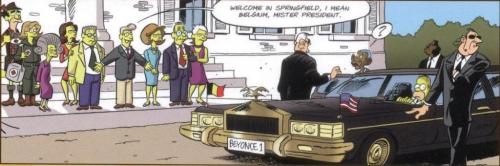 philippe,roi des belges,1. où est la fête?,cambré,paquet,kramiek,humour,02 décebre 2015