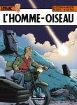Lefranc, l'homme-oiseau, Régric, Seiter, Casterman, 16 avril 2016, espionnage