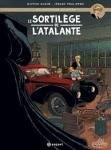 Le sortilège de l'atalante, Marin, Phalippou, Editions Paquet, Collection Calandre, 24 février 2016, aventure
