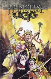 Ted Naifeh, Oni Press, Akileos, Warren Wucinich, Princesse Ugg