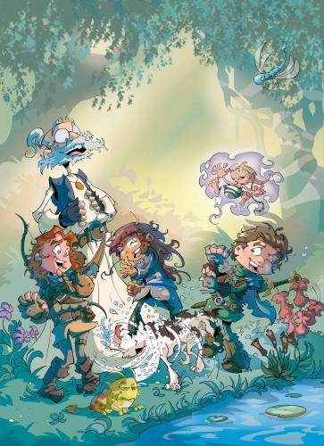 les chroniques de braven oc,ruiz,picksel,alcante,kennes éditions,jeunesse,aventure,héroïc fantasy,810,052016