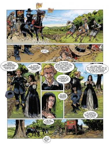 le sang des lâches,tome 3,la cojuration,delitte,casterman,25 mai 2016,aventures