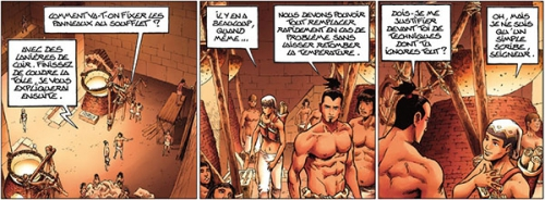 odyxes,tome 2,l'écume des sables,scotch arleston,steven lejeune,soleil productions