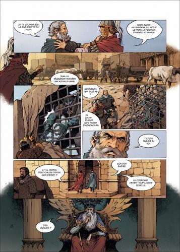 sept,sept mages,lehman,roudier,delcourt,médiéval fantasy,fantastique,magie,610,052016