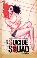 suicide squad,urban,adam glass,federico dallocchio