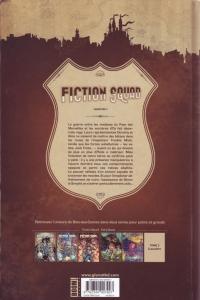 Fiction Squad, Paul Jenkins, Ramon Bachs, Glénat, Walking Dead, Robert Kirkman, Stefano Gaudiano, Charlie Adlard, Delcourt, Jaxom