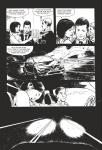 Le signe, angoisse, fantastique, horreur, noir et blanc, Philippe thirault, Manuel Garcia