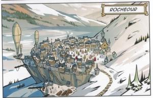 les chevaliers de la chouette,ben fiquet,glenat,tchô ! l'aventure...