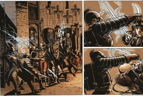 empire,tome 4,jean-pierre pécau,desko,igor kordey,delcourt,uchronie,steam punk,aventures