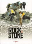 Rock & Stone, tome 2, Nicolas Jean, Yann Valéani, dystopie, science fiction, delcourt,  Gaetan Georges,