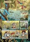 rock & stone,tome 2,nicolas jean,yann valéani,dystopie,science fiction,delcourt,gaetan georges,ernest et rebecca,le lombard,jeunesse,bianco,dalena,microbe,humour, Scotch Arleston, ekho, trolls de troy, troy, barbucci, Alessandro Barbucci, jen louis mourier, mourier, jaxom, soleil