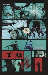 five ghosts, Fabian Gray, jaxom, glénat, Frank J. Barbiere, Chris Mooneyham, Sean Murphy, Image Comics