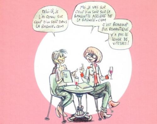 Questionnements sur l'amour moderne, www.chopadonf.com, Ep Media, Ptiluc, Satyre sociale