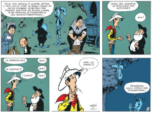 lucky luke,jul achdé,lucky comics,juifs,ashkénazes,humour,hommage,rabbi jacob,oury,610,112016