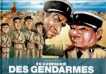 gendarmes,saint tropez,galabru,de funès,caricatures,glénat