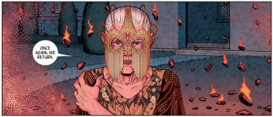 the wicked + the divine,tome 1,faust départ,kieron gillen,jamie mckelvie,nathan fairbairn,dee cunniffe,matthew wilson,glenat,étude sociologique-fantastique