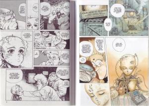 yukito kishiro,gunnm,gunnm last order,last order,mars chronicle,gunnm mars chronicle,glénat,jaxom