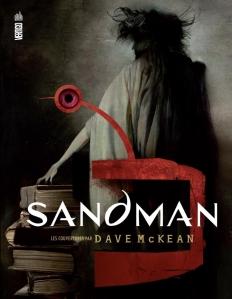 sandman,vertigo,urban comics,dave mckean