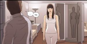 sarah vaughn,jonathan luna,alex+ada,delcourt,science fiction,comics