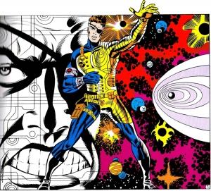 marvel comics,nick fury,jim steranko,stan lee,archie goodwin,roy thomas,panini comics