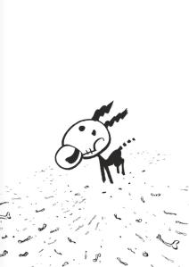 Puppy, Luz, Glénat, Graphisme, Audace du dessin, Roman Graphique, Animaux.