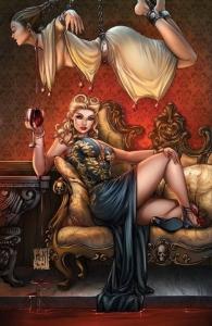 pin up,mike krome,heroic-fantaisy,guerrières,beautiful girls,sword & sorcery