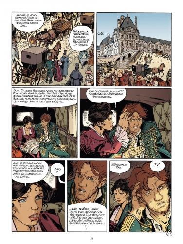 Le Vétéran ; Glénat ; Franck Giroud ; Gilles Mezzomo ; Histoire ; Napoléon ; Martin Guerre ; Amnésie ; schizophrénie
