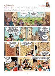 Les châteaux de la Loire, Cazenove, Larbier, Bamboo, Histoire, culture général, châteaux, architecture