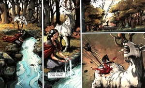 Brocéliande, Olivier PERU, Bertrand BENOIT, Soleil, Aventure, légende arthurienne, mythologie celtique, fantastique.