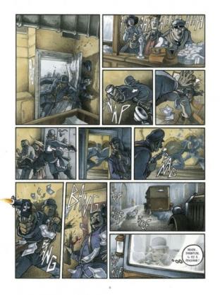 Cynocéphales, ep éditions, Stefano Tamiazzo, Gris de Payne, Histoire, Sociétés secrètes, La bande des Dogues