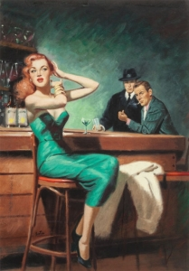 Original cover art for The Squeeze by Harry Barton.jpg