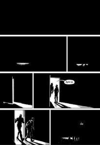 la nuit mange le jour,hubert,burckel,glénat,1000 feuilles,21 juin 2017,thriller,homosexualité